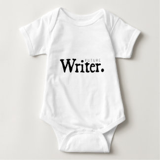 FUTURE Writer. Baby Bodysuit