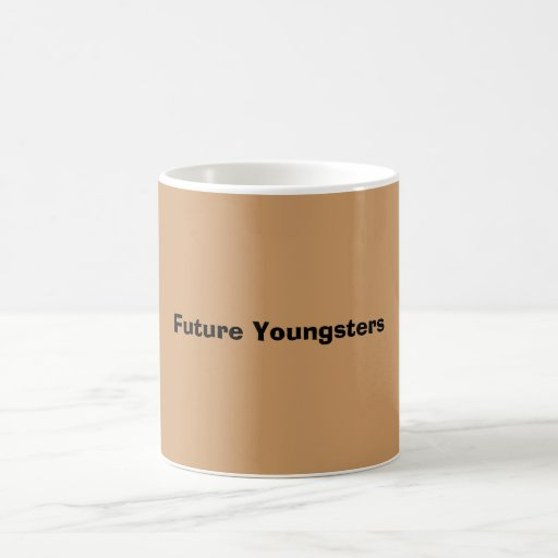 Future Youngsters Coffee Mugs