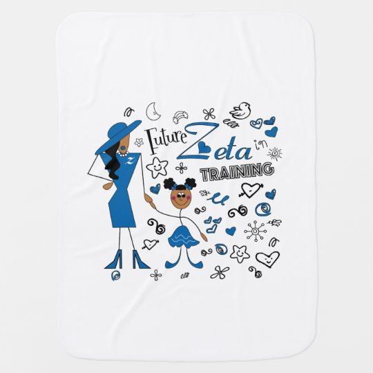 Future Zeta In Training Zeta Phi Beta, Blanket