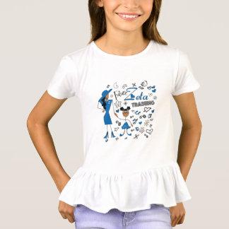 Future Zeta in Training Zeta Phi Beta girl's shirt