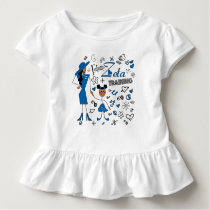 Future Zeta in Training Zeta Phi Beta Toddler Toddler T-shirt