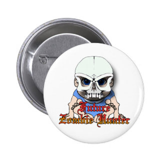 Future Zombie hunter Button