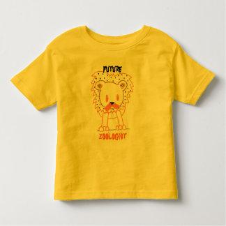 future zoologist kids t-shirt