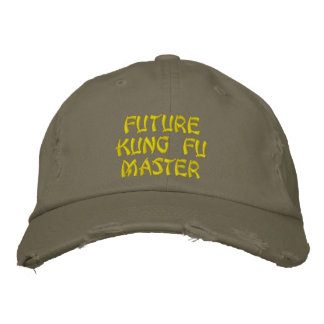 FutureKung FuMaster Embroidered Hat