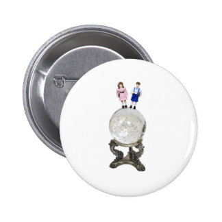 FutureOfEducation100309 Pinback Buttons