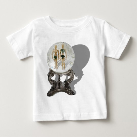 FutureOfHumanity062710Shadows Baby T-Shirt