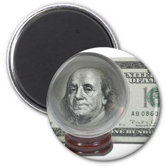 FutureOfInflation042911 2 Inch Round Magnet