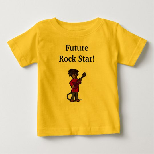 FutureRock Star! Baby T-Shirt