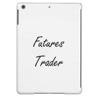 Futures Trader Artistic Job Design iPad Air Cover