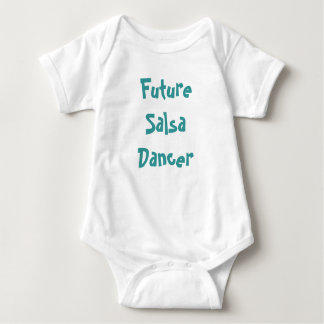 FutureSalsaDancer Baby Bodysuit