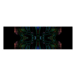 Futurism Futuristic Abstract Art Thing Business Card