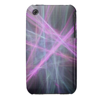 Futuristic Abstract Fractal Design iPhone 3 Cover