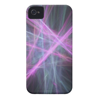 Futuristic Abstract Fractal Design iPhone 4 Case-Mate Case