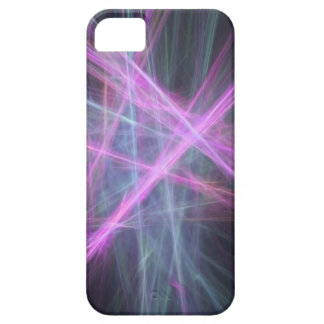Futuristic Abstract Fractal Design iPhone SE/5/5s Case