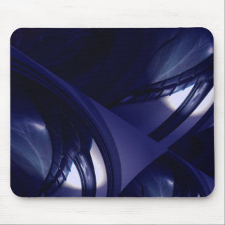 Futuristic Abstract Rippling Fantasy Abstract Mousepads
