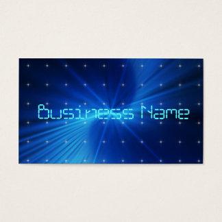 Futuristic Business Card