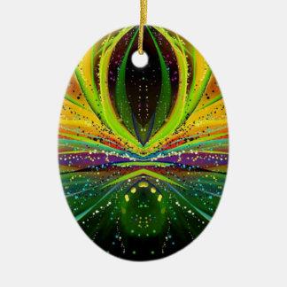 Futuristic Ceramic Ornament