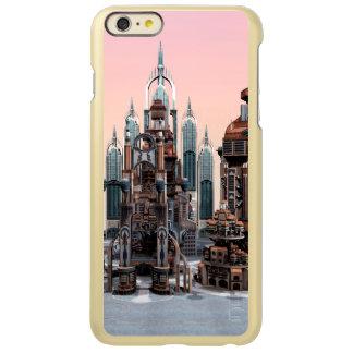 Futuristic City Incipio Feather® Shine iPhone 6 Plus Case