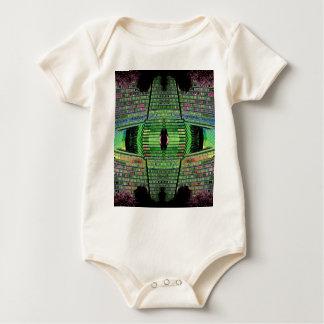 Futuristic Design Designer Baby Tshirt 1