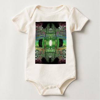 Futuristic Design Designer Baby Tshirt 2