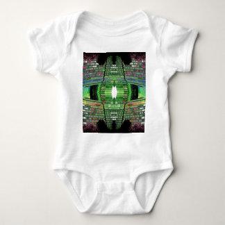 Futuristic Design Designer Toddler Tshirt 2