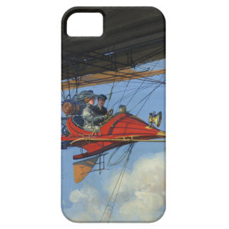 Futuristic flight circa 1905 iPhone 5 covers