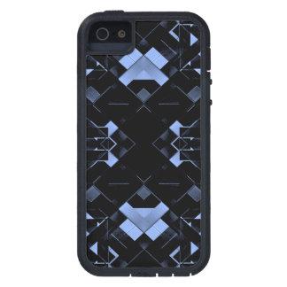 Futuristic Geometric Design iPhone SE/5/5s Case