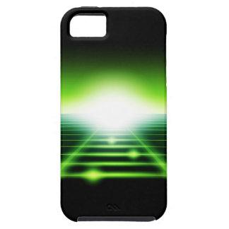 Futuristic Lights iPhone SE/5/5s Case