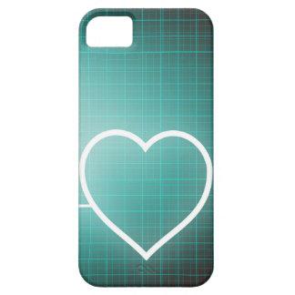 Futuristic Love iPhone SE/5/5s Case