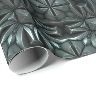 Futuristic Sci-Fi Armour 5 Wrapping Paper Gift Wrap Paper