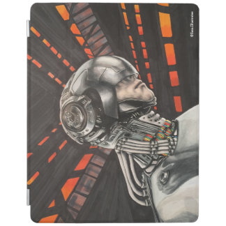 Futuristic Scifi Virtual Reality iPad Case