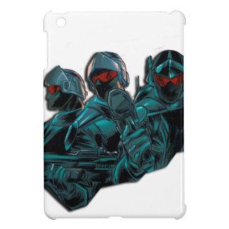 Futuristic Soldiers Case For The iPad Mini