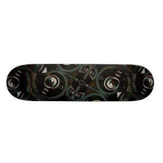 Futuristic Structure Skateboard Deck