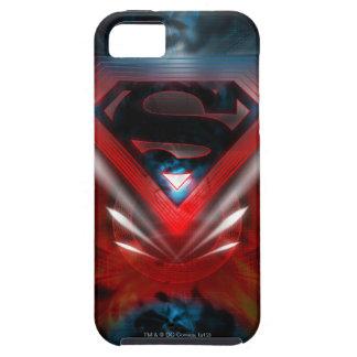 Futuristic Superman Logo iPhone 5 Cover