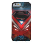 Futuristic Superman Logo Barely There iPhone 6 Case