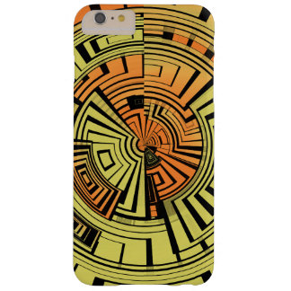 Futuristic technology abstract barely there iPhone 6 plus case