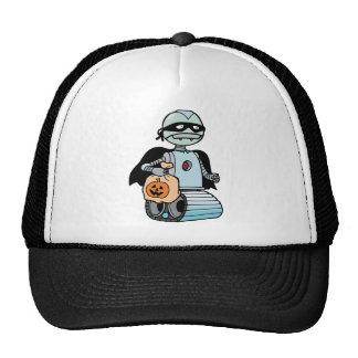 Futuristic Trick Or Treat Trucker Hat