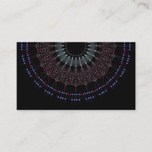 Futuristic Zen Mandala