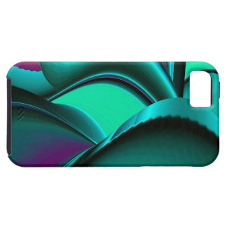 futuristically abstractly iPhone SE/5/5s case
