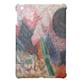Futurists Genre Painting Case For The iPad Mini