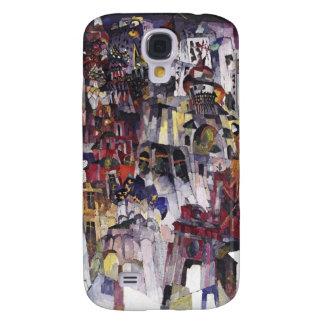 Futurists Genre Painting Galaxy S4 Case