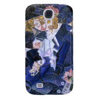 Futurists Genre Painting Galaxy S4 Cases