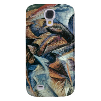 Futurists Genre Painting Galaxy S4 Cover