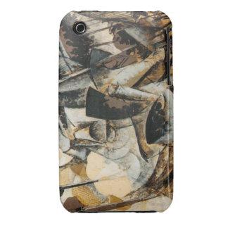 Futurists Genre Painting iPhone 3 Cases