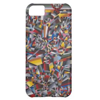 Futurists Genre Painting iPhone 5C Case