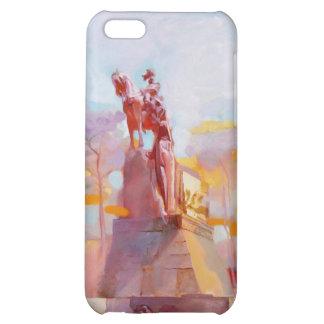Futurists Genre Painting iPhone 5C Cases