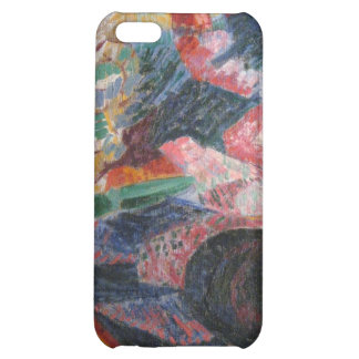 Futurists Genre Painting iPhone 5C Cover
