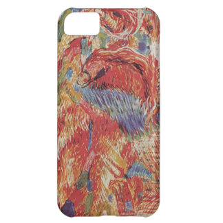 Futurists Genre Painting iPhone 5C Covers