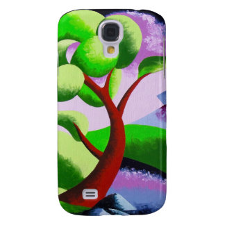 Futurists Genre Painting Samsung Galaxy S4 Cover
