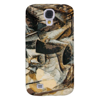 Futurists Genre Painting Samsung Galaxy S4 Covers